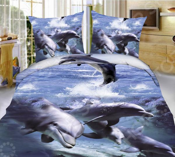 Комплект постельного белья Бояртекс «Афалина». 1,5-спальный