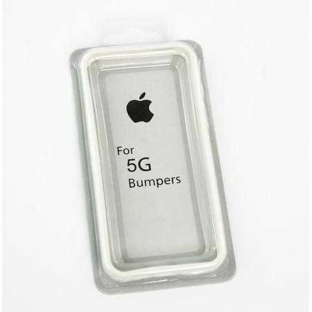 Купить Бампер защитный для iPhone 5/5S/SE в блистере