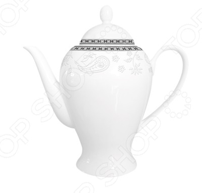 Чайник заварочный Esprado Arista White