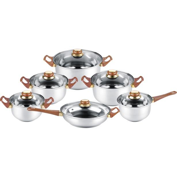 фото Набор посуды «Сияние». Количество предметов: 12 шт