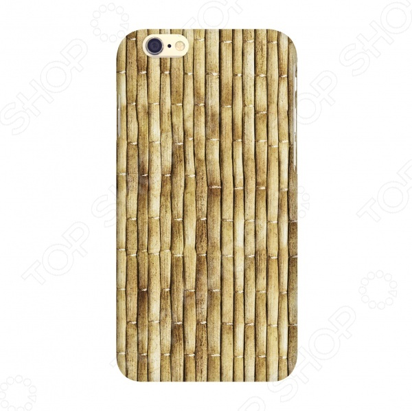 Чехол для IPhone 6 Mitya Veselkov «Бамбук» чехол для iphone 4 бамбук