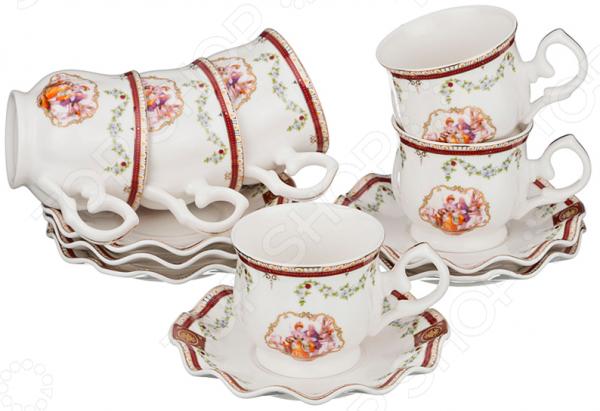Чайный набор Lefard 766-047 сервиз чайный lefard 766 046