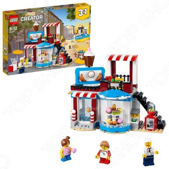 Конструктор игровой LEGO «Модульные сборка: приятные сюрпризы»