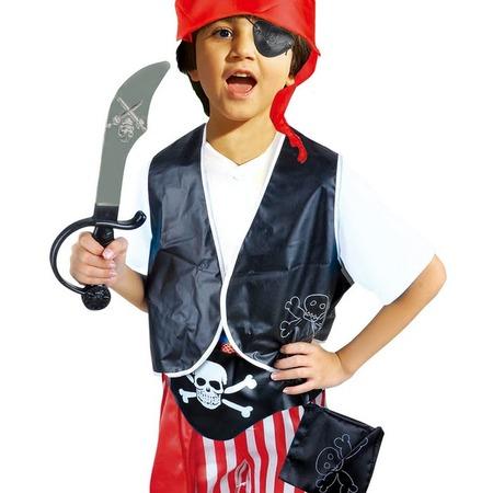 Купить Ролевой костюм для мальчика Город игр с аксессуарами «Пират»