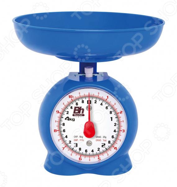 Весы кухонные Bayerhoff «Механика»