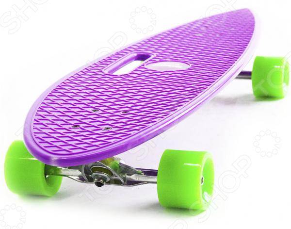 Скейтборд Hubster Cruiser 36 пенни борд hubster cruiser 22 metallic purple