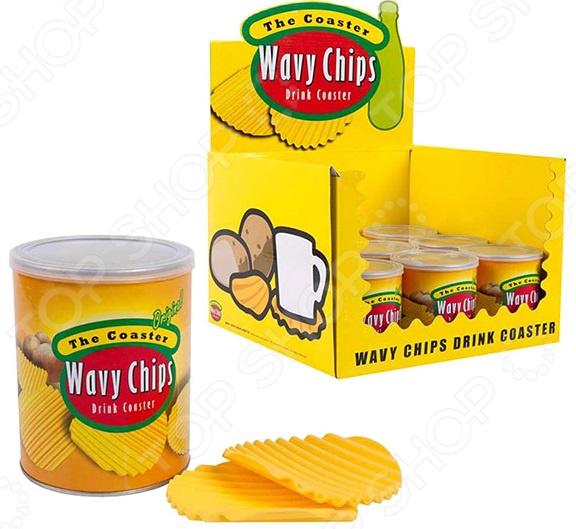 Набор подставок под стаканы Balvi Chips