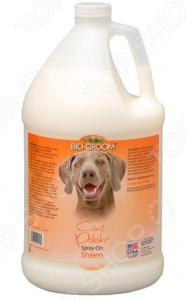 Спрей для животных Bio-Groom Coat Polish