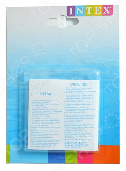Ремкомплект с заплатками для бассейна Intex с59631 рем intex 59631