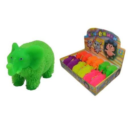 Купить Игрушка-антистресс 1 Toy со светом «Слоник»
