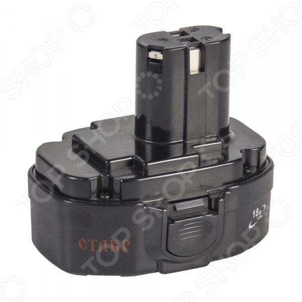 Батарея аккумуляторная для шуруповерта СТАВР ДА-18/2М аккумуляторные батареи для шуруповерта