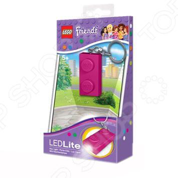 Брелок-фонарик LEGO Friends. В ассортименте брелок lego lego 6139389 брелок friends миа