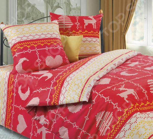 Комплект постельного белья DIANA P&W «Лапландия». 1,5-спальный