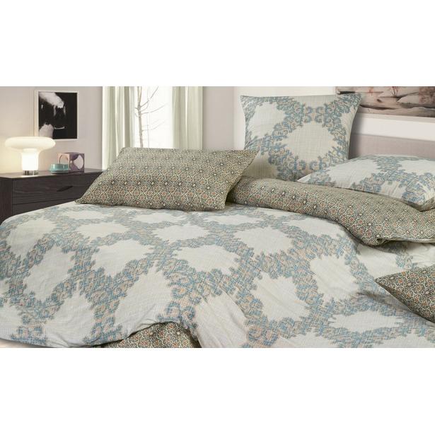 фото Комплект постельного белья Ecotex «Гармоника. Квилл». 1,5-спальный