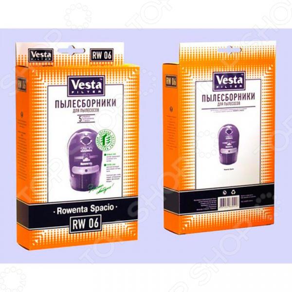 цена на Комплект пылесборников Vesta filter RW 06