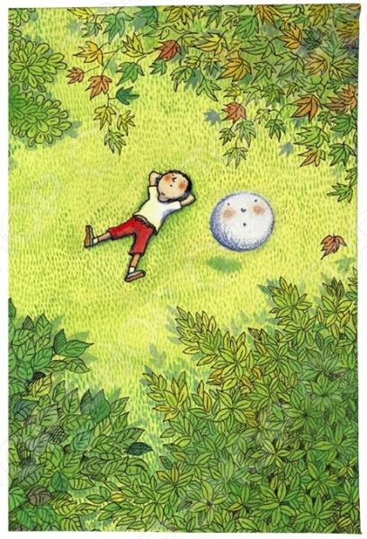Обложка для паспорта кожаная Mitya Veselkov «Карапуз и снежок» обложка для автодокументов mitya veselkov карапуз и снежок