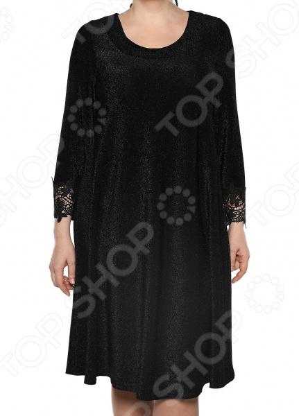 Платье Pretty Woman «Благородный блеск». Цвет: черный платье pretty woman ожерелье королевы цвет черный