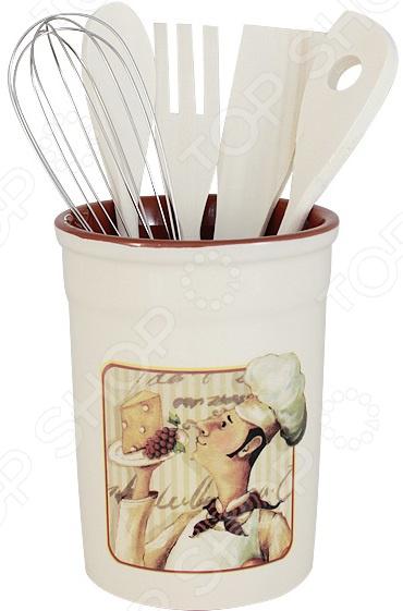 Набор кухонных принадлежностей Terracotta «Шеф-повар»