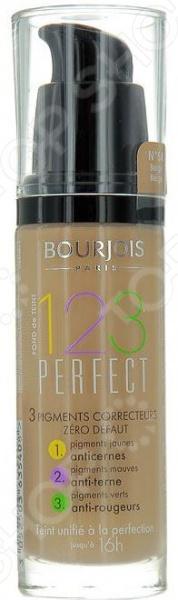 Крем тональный Bourjois Perfect New