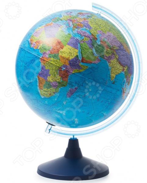 Глобус Globen «Политический Евро» globen глобус земли физический диаметр 210 мм ке012100176