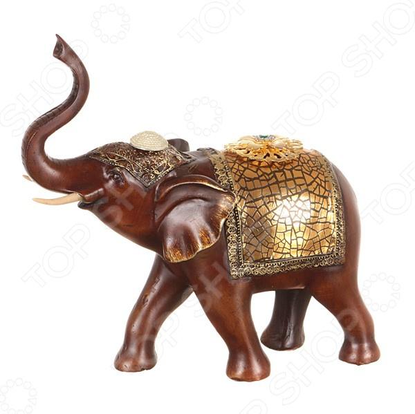 Фигурка декоративная Lefard «Слон интерьерный» 114-030