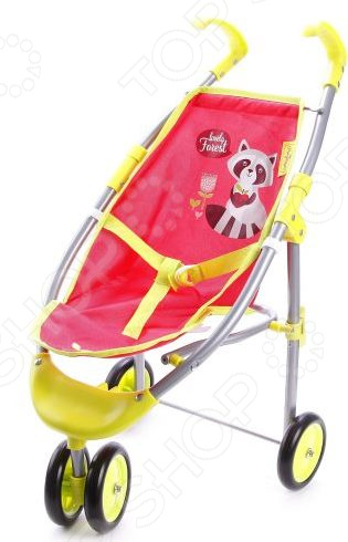 Коляска для кукол Mary Poppins Cherry коляски для кукол bertoni lorelli tricycle