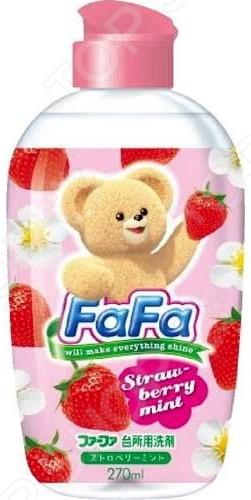 Средство для мытья посуды Nissan FaFa с ароматом клубники и мяты 50pcs lots usb 3 0 pci e card
