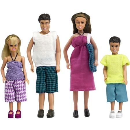 Купить Набор кукол для домика Lundby «Семья»