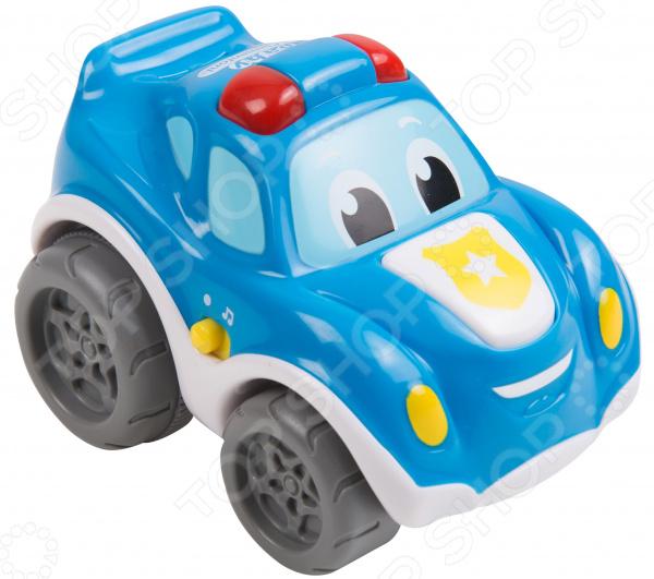 Машинка инерционная Clementoni «Полиция»