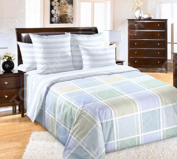 Комплект постельного белья Королевское Искушение «Грани 4» комплект постельного белья королевское искушение калипсо