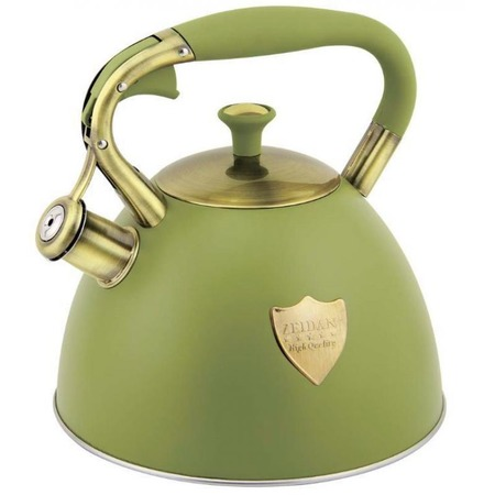 Купить Чайник со свистком Zeidan «Бронза»
