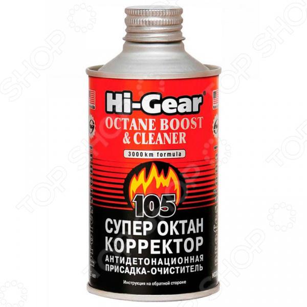цена на Супероктан-корректор Hi Gear HG 3306