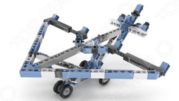 Конструктор игрушечный Engino Pico builds/Inventor «Самолеты» pico builds inventor мотоциклы 8 моделей engino