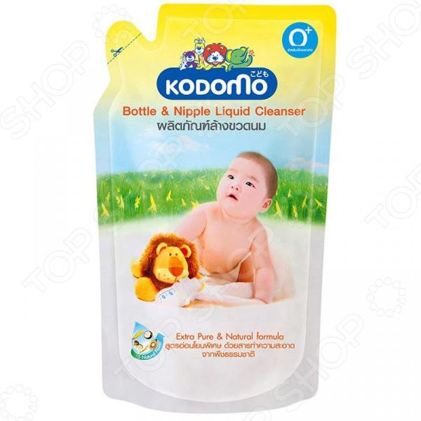 Средство для мытья детских бутылок и сосок Kodomo 8850002-016989