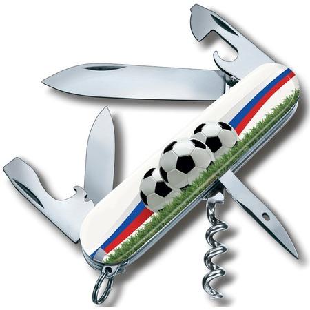 Купить Нож перочинный Victorinox Spartan 1.3603 SOCCER II «Футбольное поле»