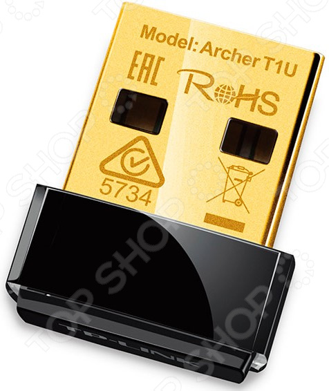 Точка доступа Wi-Fi TP-Link Archer T1U