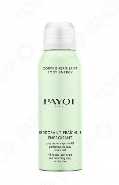Антиперспирант женский замедляющий рост волос Payot Body Energy Skin Perfecting energy