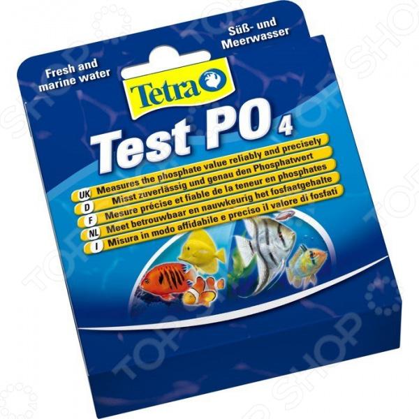Тест на фосфаты Tetra Test PO4