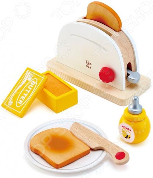 Игровой набор для кухни Hape «Набор тостеров»