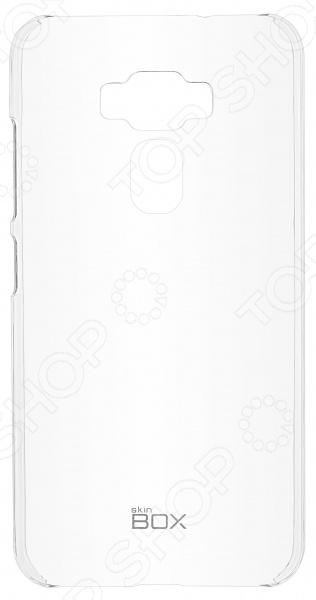 Чехол защитный skinBOX ASUS ZenFone 3 ZE520KL чехлы для телефонов skinbox накладка для asus zenfone 3 ze520kl skinbox серия 4people защитная пленка в комплекте