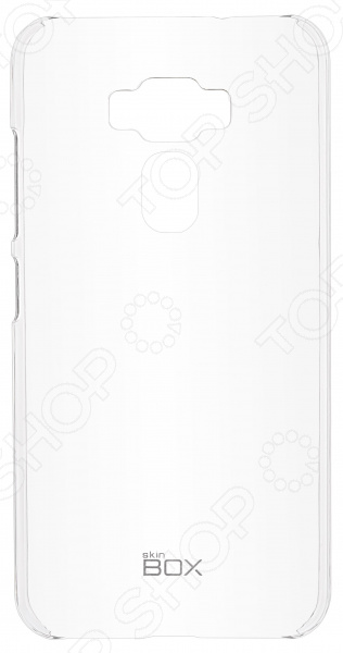 Чехол защитный skinBOX 4People Crystal для ASUS ZenFone 3 ZE520KL
