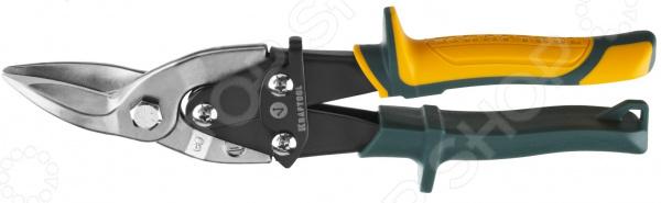 Ножницы по металлу левые Kraftool Alligator 2328-L