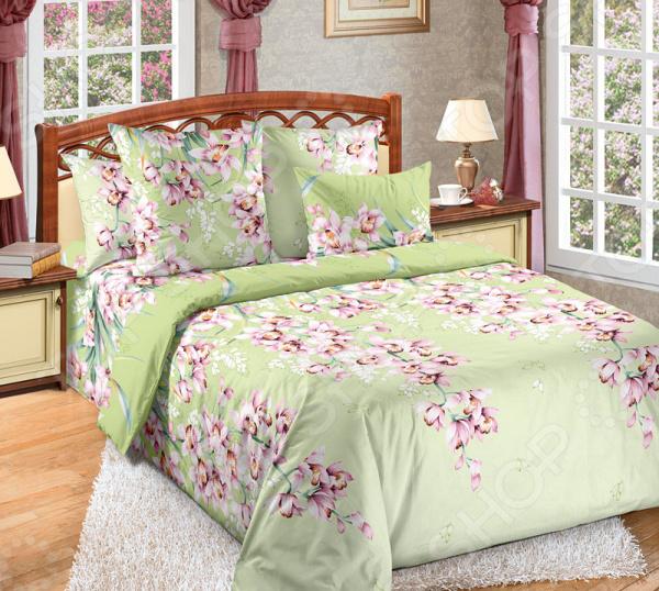 Комплект постельного белья Белиссимо «Лиана». Евро