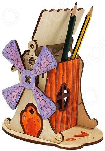 Конструктор деревянный WOODY «Мельница»