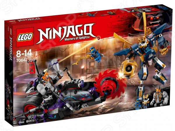 Конструктор игровой LEGO Ninjago «Киллоу против Самурая Икс»