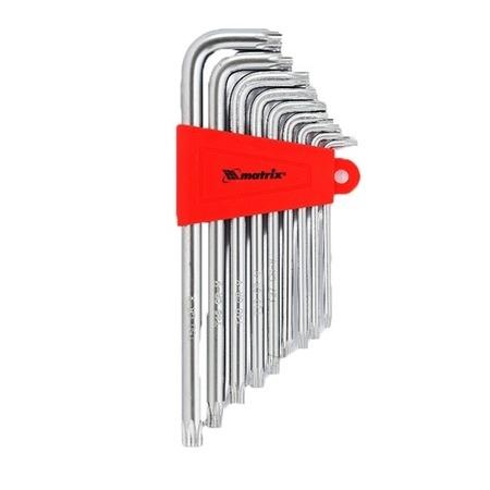 Купить Набор ключей имбусовых MATRIX 12306