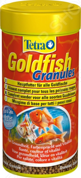 Корм для золотых рыбок Tetra Goldfish Colour Sticks
