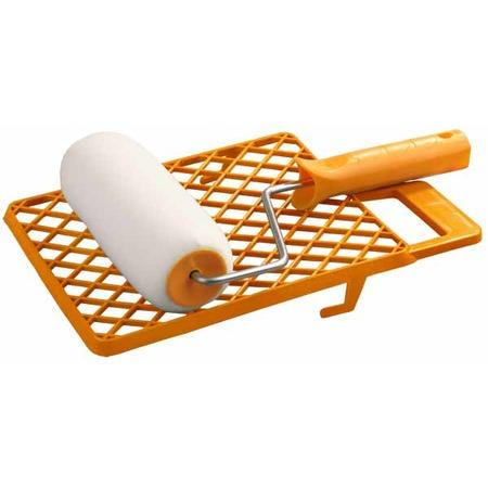 Купить Валик с решеткой Stayer 2-05435-18. В ассортименте