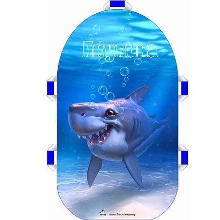 Купить Санки-ледянки Snowkid «Акулина»