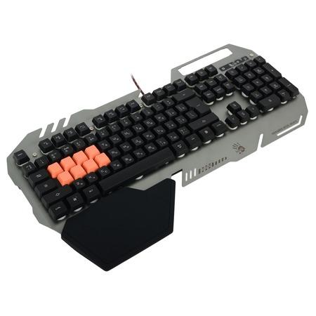 Купить Клавиатура A4Tech Bloody B418 USB